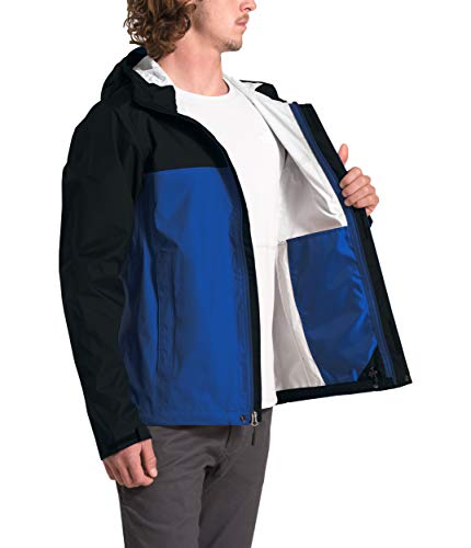 The North Face Men's Venture 2 Jacket, TNF Blue/TNF Black, 3XL