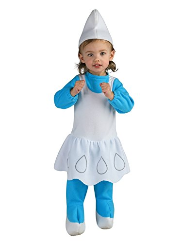 Smurfette Halloween Costume Toddler (Smurfette Costume Toddles)