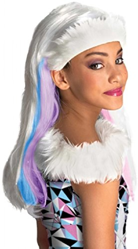 Monster High Child Wig - Abbey -