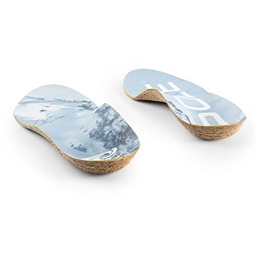 - SOLE Performance Thin Low Volume Footbed Insoles, Mens Size 10 / Womens Size 12