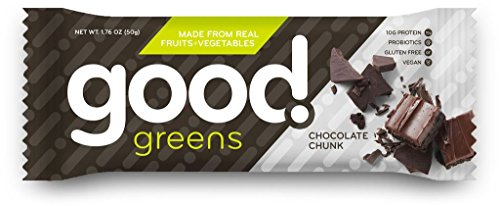 greens protein bar - 7