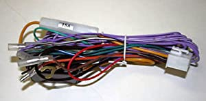 41Gk EcfZ9L._SX300_ amazon com clarion wire harness nx409 nx500 nx501 nz409 nz500 clarion nx500 wiring harness at creativeand.co