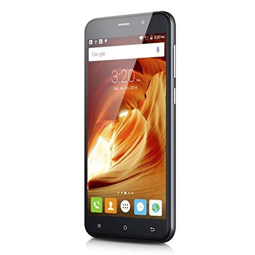 CUBOT NOTE S 5.5 Zoll 3G Smartphone Android 5.1 IPS HD Screen MT6580 Quad Core 1.3GHz 2GB RAM+16GB ROM Dual SIM Dual Kamera Handy ohne Vertrag 4150mAh HotKnot OTG GPS WIFI Weiß