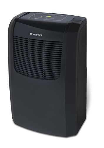 Honeywell HDE010E1 Dehumidifier, 10 Litres/24h, 18/8 Stainless Steel, 200 W