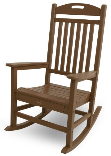 Cheap Trex Outdoor Furniture Yacht Club Rocker Chair, Tree House