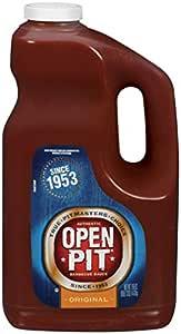 Open Pit Blue Label Original Barbecue Sauce, 156 oz.