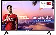 "Smart TV LED 43"" Android TCl 43s6500 Full HD com Conversor Digital Wi-Fi Bluetooth 1 USB 2 HDMI Controle"