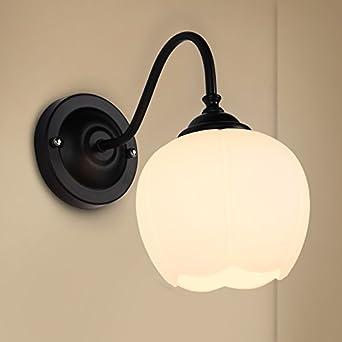 Moderno e minimalista Lampade da parete retrò soggiorno camera da ...
