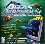 New Selectsoft Publishing Ocean Aquarium 3D Deluxe Edition OS Windows 98 Me 2000 Xp Full Motion