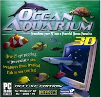 Deluxe Aquarium Game (New Selectsoft Publishing Ocean Aquarium 3D Deluxe Edition OS Windows 98 Me 2000 Xp Full Motion)