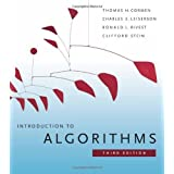 Introduction to Algorithms third Edition by Cormen, Thomas H.; Leiserson, Charles E.; Rivest, Ronald L.; published by The MIT