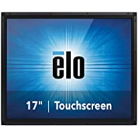 Elo Touch E177920 1790L AccuTouch 17 LCD LED Open-Frame Touch Display, VGA/Display Port Video I/F, USB/RS232 Touch Controller I/F, WW-Version, Anti-Glare