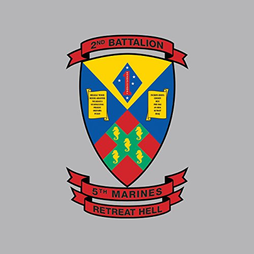 2nd Battalion 5th Marine Regiment USMC Sticker FA Graphix Vinyl Decal 2nd Battalion 5th Marines