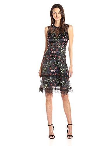 Elie Tahari Womens Maritza Dress