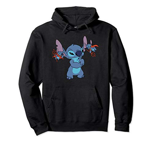 Disney Lilo and Stitch All Bad Hoodie]()
