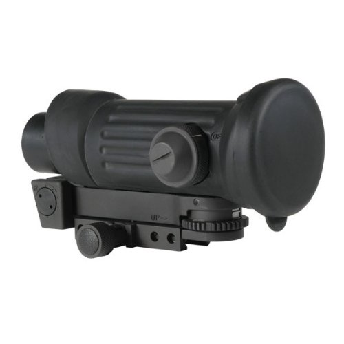 ELCAN Armament Technology M145 3.45x Optical Sight, M240/M249 Reticle, Torque Knob Mount
