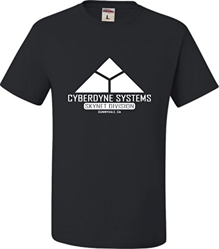 Cyberdyne Systems Skynet Division T-shirt - Many Colors - S to 5XL