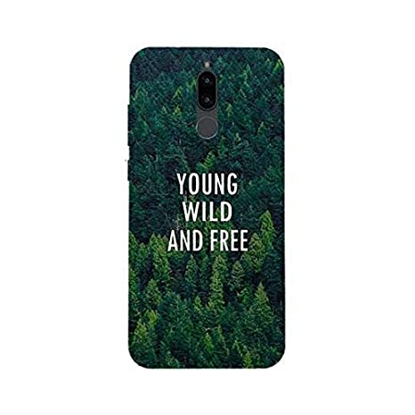Honor 9i Funky Travel Quotes Wild Young And Free Dope Amazonin