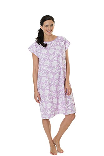 Gownies Hospital Patient Gown, Designer (S/M Size 0-10, Helen)