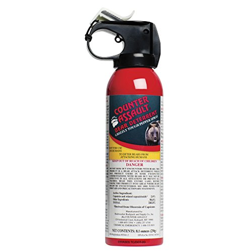 Bear Deterrent 8.1oz