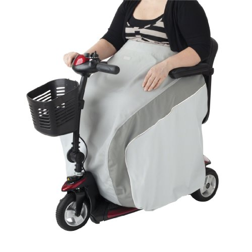 Classic Accessories Zippidy Mobility Scooter and Wheelchair Lap Blanket