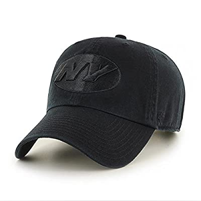 New York Jets '47 Tonal Clean Up Adjustable Hat - Black