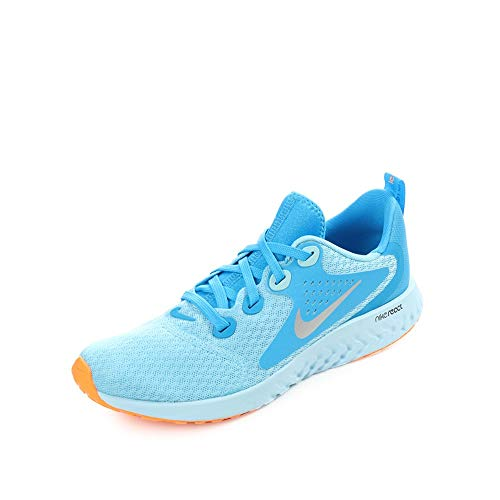 Donna Silver Nike Multicolore metallic Chill blue gs Legend Hero Running React blue Scarpe 400 qHHFxXa