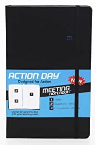 Action Day Meeting Notebook