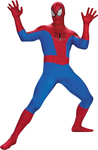Spider-Man Rental Quality Adult Costume - XX-Large -