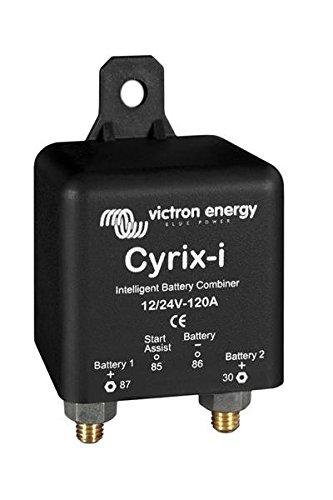 Victron Intelligent Battery Combiner Cyrix-ct 12/24V - 120 Amp