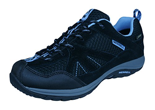 Merrell zeolite Una GTX Walking/Trekking Sneakers Shoes-Black-9