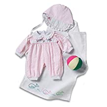 So Truly Real Baby Doll Clothing: Beach Ensemble by The Ashton-Drake Galleries (Does not include Doll)