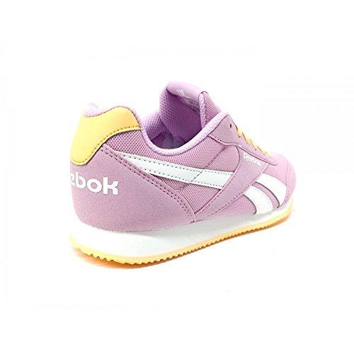Reebok Royal Cljog 2, Zapatillas de Running Para Niñas Multicolor (Moonglowwhtdesert)