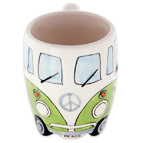 volkswagen-green-ceramic-shaped-coffee-mug-cup-vw-camper-van-bully-t1