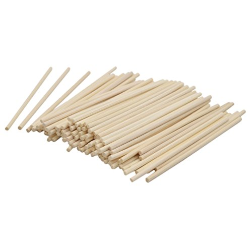 lychee Premium Rattan Reed Fragrance Essential Oil Diffuser Replacement Refill Sticks 10cm 100pcs