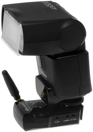 DL K-5 2.4GHz Radio Remote Flash Trigger and Shutter Cable Release K100D K10D D Aputure Trigmaster Plus fits Pentaxist DS DL2 and Pentax AF 360 FGZ AF-200FG DS2 K20D K110D K200D
