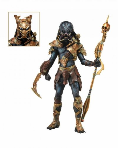 "NECA Predator Series 10 Nightstorm 7"" Action Figure"