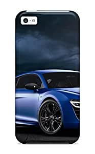 LJF phone case High-quality Durability Case For iphone 4/4s(audi R8 Gt 24)