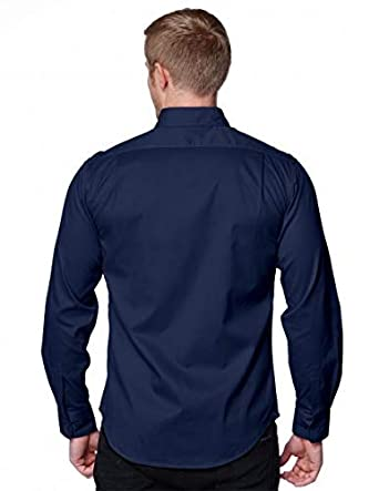 pj Big and Tall Long Sleeved Button Down Solid Shirts up to 4XT