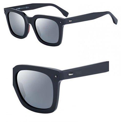 Sunglasses Fendi 216 /S 0KB7 Gray / T4 black mirror - Fendi Men Sunglasses