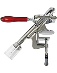 Vinotemp VNTEP-CORK-TM Epicureanist Table-Mounted Corkscrew
