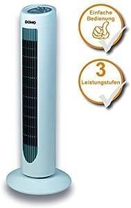 Ventilador columna con temporizador, Ventilador torre, Altura ...