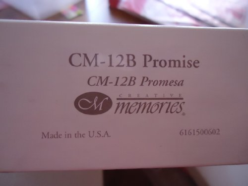 Creative Memories Promise Wedding 12 x 12 Scrapbook CM-12B by Creative Memories (Image #2)
