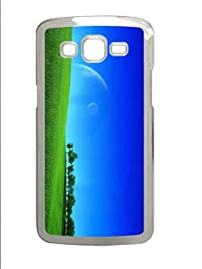Samsung Gcovers shop Green Cornfield PC Transparent case/cover for Samsung Galaxy Grand 2/7106