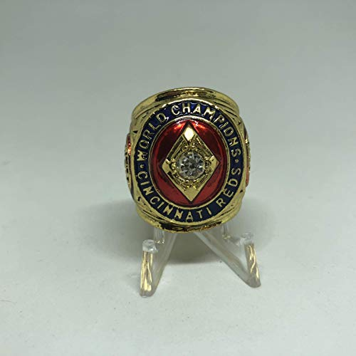 Cincinnati Reds High Quality Replica 1940 World Series Championship Ring Size 11.5-Gold Color US SHIPPING ()