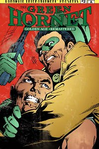 GREEN HORNET #2 GOLDEN AGE REMASTERED NM DYNAMITE