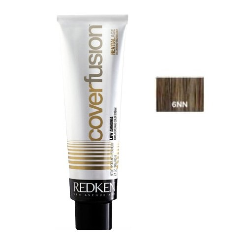 Redken Cover Fusion 6Nn Natural/Natural 2.1 oz.