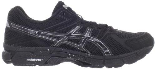 Asics Hombres Gt-1000 Running Shoe Onyx / Black / Lightning