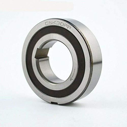 CSK20PP 20mm Bore Sprag Clutch One Way Bearing With Internal & External Keyways (CSK20PP; Size: 204714mm)