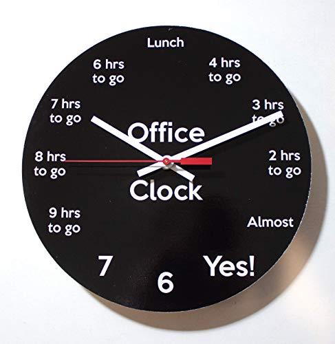 (Funny Office Clock: 10